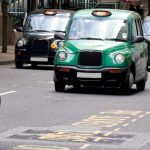 Green taxis